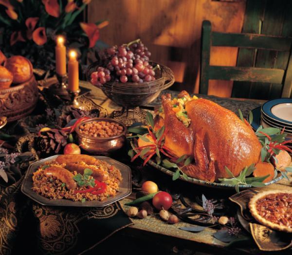Feasting & The Kingdom
